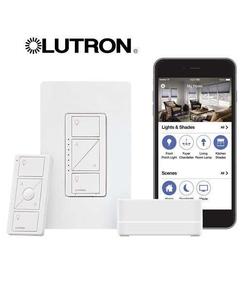 Lutron domotique