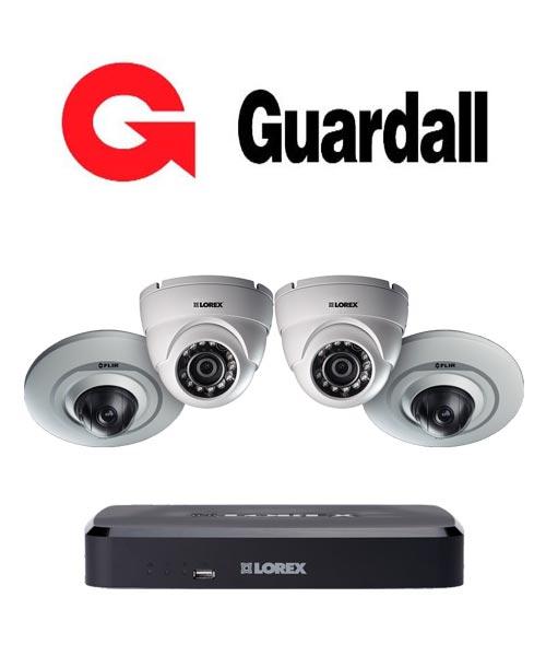 Guardall videosurveillance
