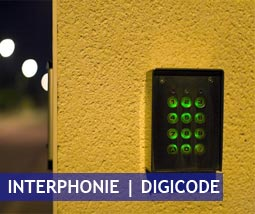 Pose interphone digicode Grasse